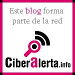 Este blog forma parte de la red Ciberalerta